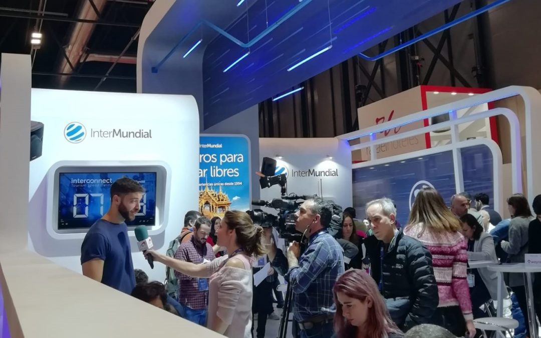 Influencers, TV e InterMundial en FITUR