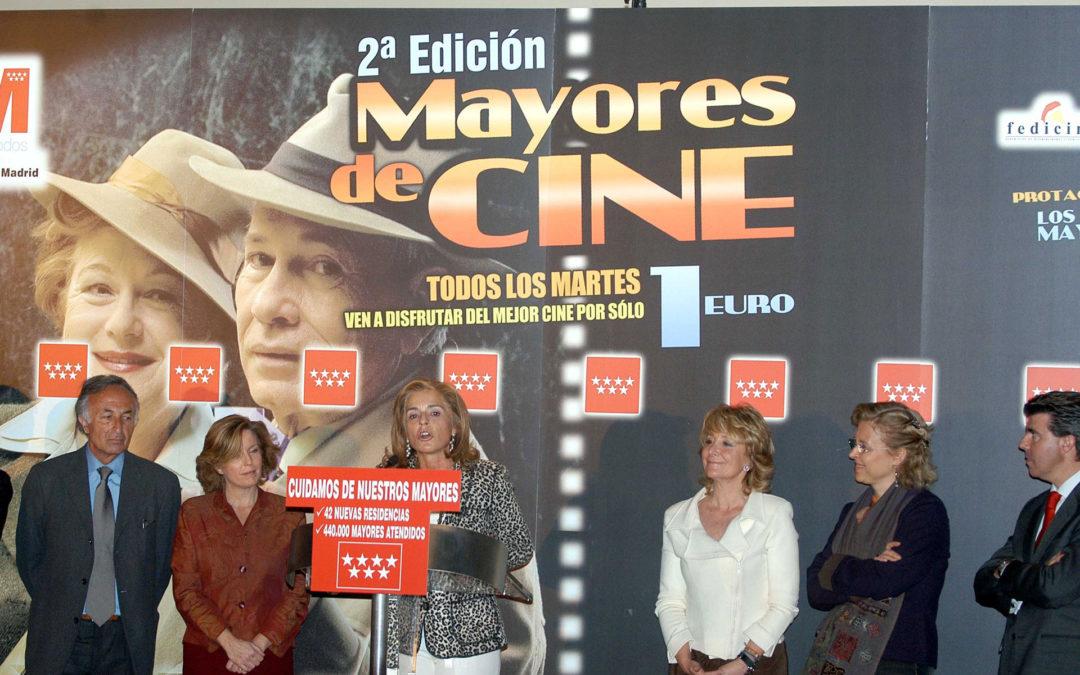 Mayores de Cine