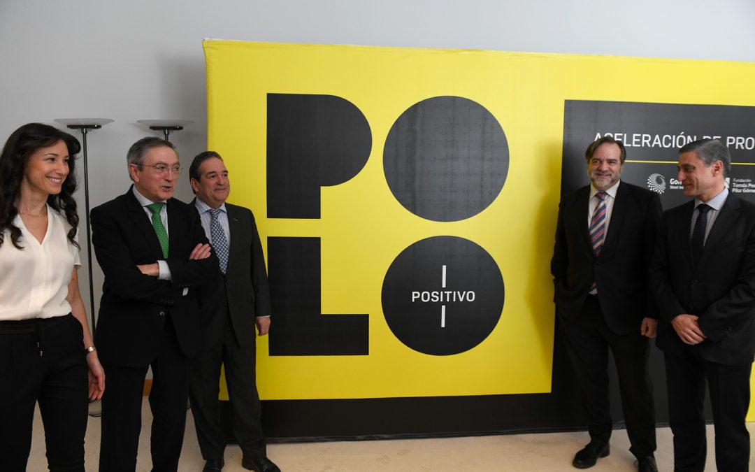 POLO positivo, primera aceleradora de proyectos industriales, confía su comunicación digital y sus relaciones con medios a ONe